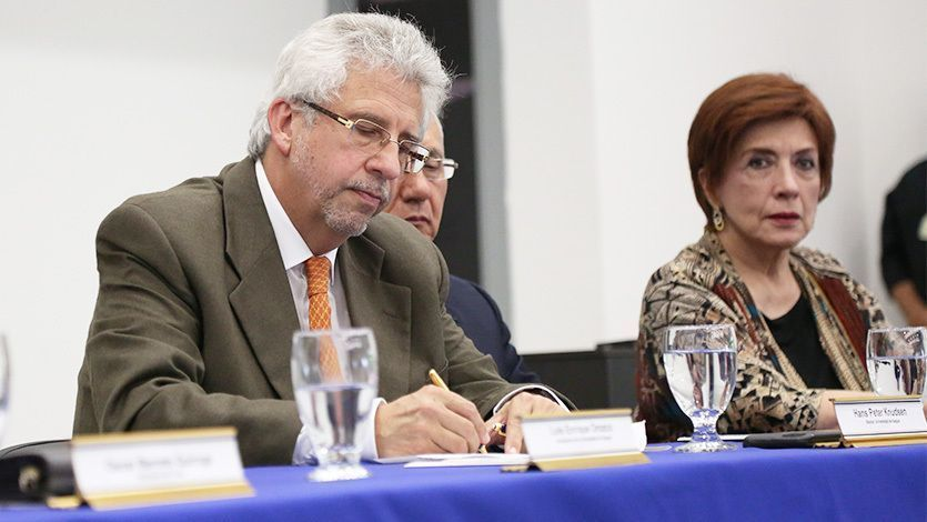 Nuevo rector Universisdad de Ibagué