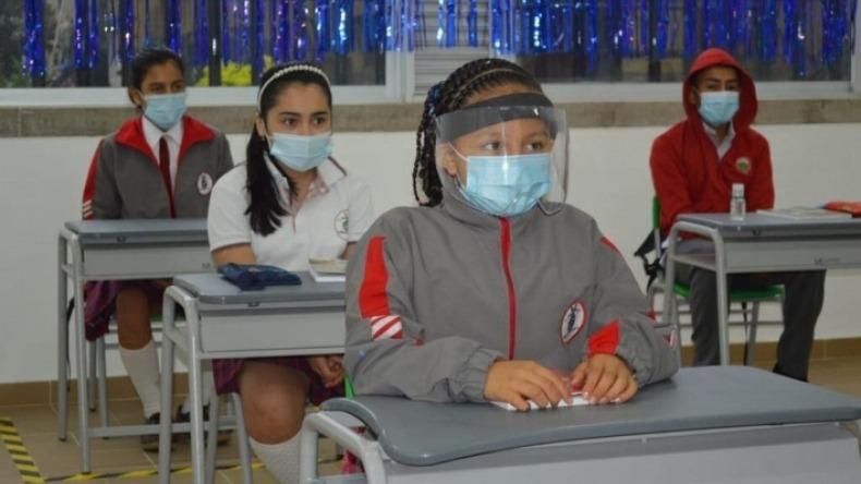 Hay 42 mil vacunas disponibles para  estudiantes en los colegios de Ibagué