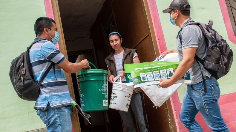 Cajamarca implementó proyecto para reciclar el 60% de los residuos sólidos que producen sus habitantes