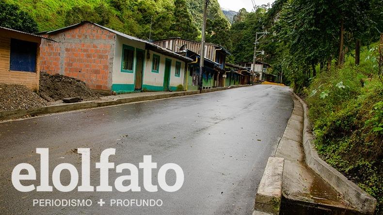 La pavimentación de la vía Ibagué – Juntas: una obra por la que esperaron 14 años