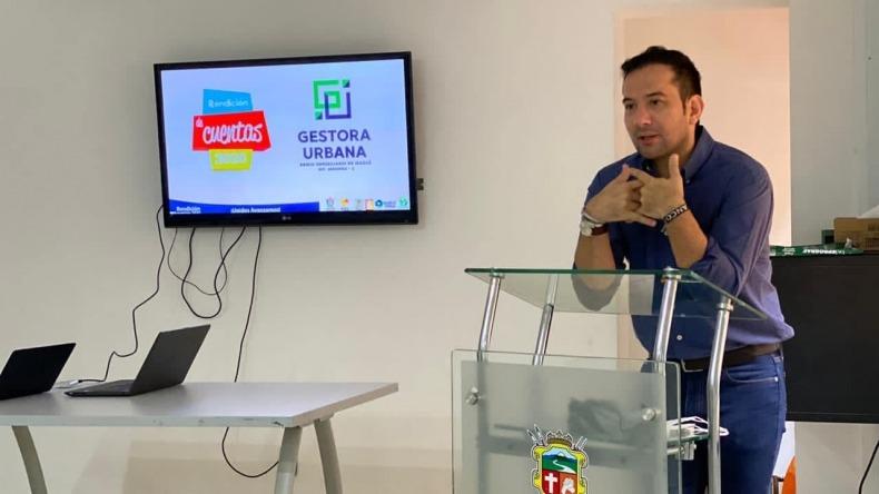 Gerente de la Gestora Urbana oculta contrato del polémico letrero de Ibagué