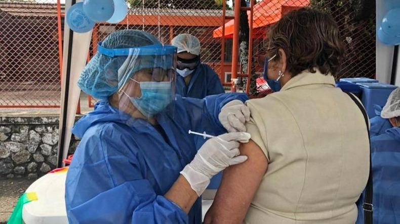 Municipios deberán continuar con el Plan de Vacunación contra COVID-19 en Semana Santa