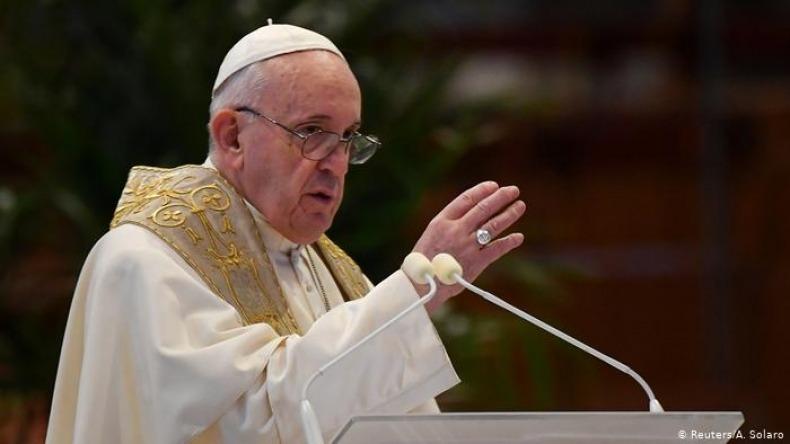 Quiero expresar mi preocupación por tensiones y violentos enfrentamientos en Colombia: Papa Francisco