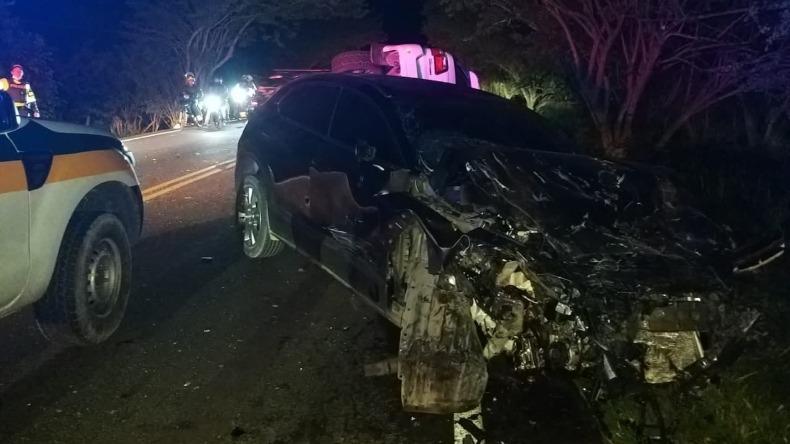 Accidente múltiple deja cuatro personas heridas en la vía Ibagué - Alvarado