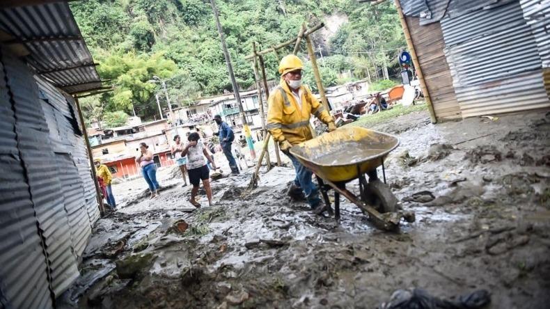 Alcaldía de Ibagué restringiría temporalmente el acceso de vehículos al Cañón del Combeima