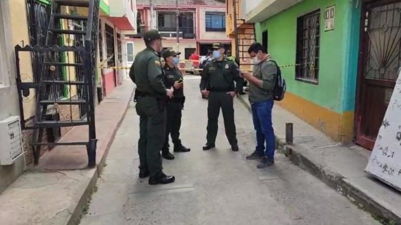 Autoridades adelantan investigaciones por homicidio en barrio Ricaurte de Ibagué