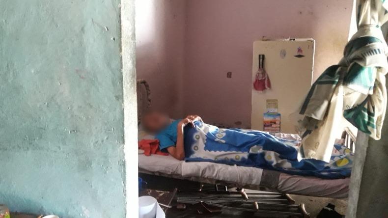 El drama de una familia en Ibagué que denuncia la inacción de la Alcaldía ante el deterioro de salud de su padre