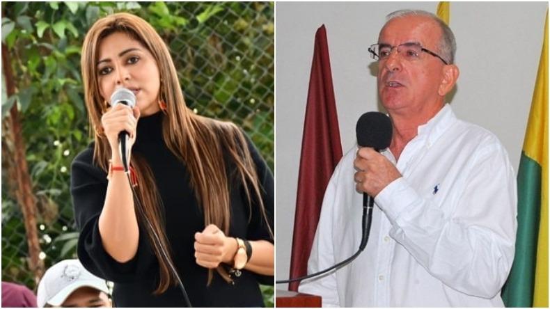 Dos políticos salen a levantarle la imagen al alcalde Andrés Hurtado