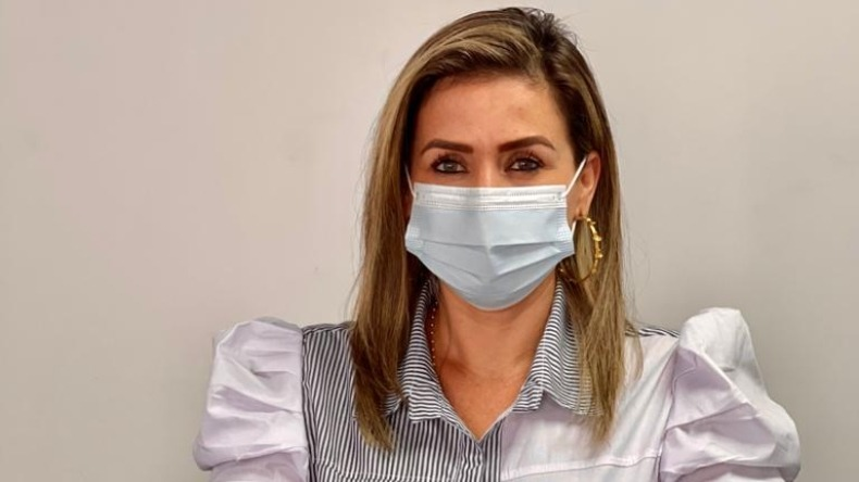 Los viajes de la Personera (e) de Ibaguéen medio de la pandemia