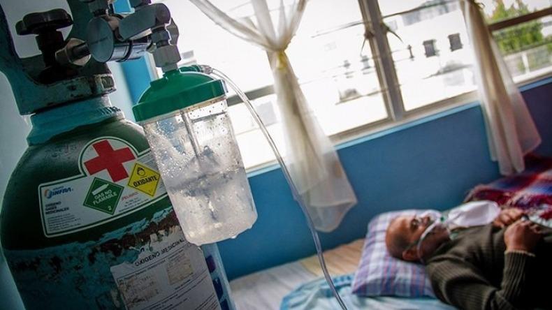 Balas de oxígeno en Ibagué: médicos piden que pacientes recuperados por COVID-19 las devuelvan