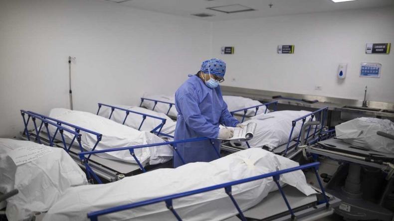 Muerte de embarazadas por COVID-19 ha aumentado en más del 300% este año