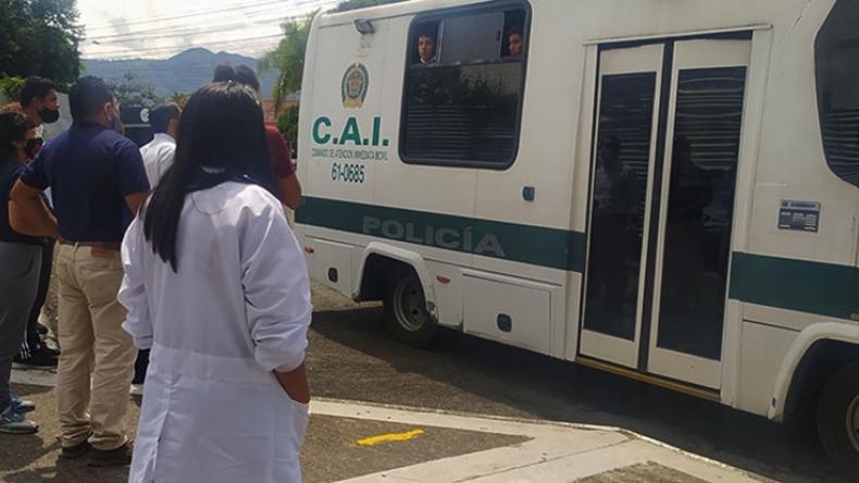 Fiscalía dejó en libertad a ocho manifestantes capturados en Boquerón