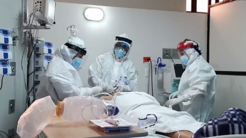 Entregaron 20 camas UCI a centros asistenciales del Tolima