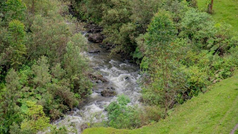 Cortolima intervendrá quebradas del Cañón del Combeima para mitigar riesgos