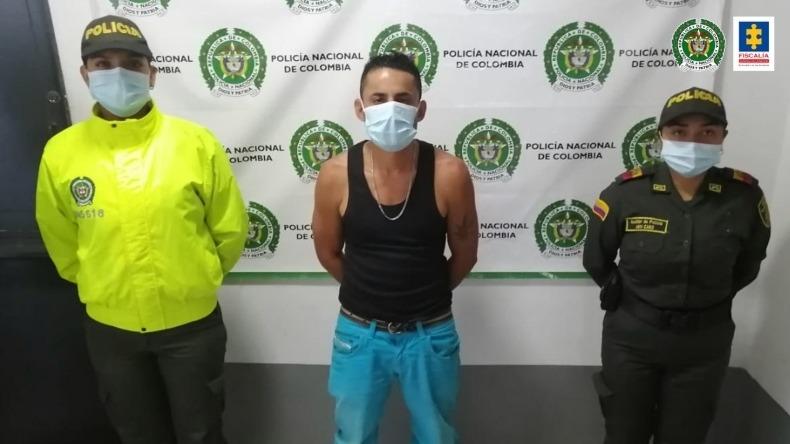 Cárcel a presunto homicida de un joven de 23 años en Planadas