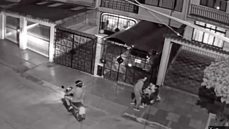 Ladrones en moto atracaron a tres menores de edad en Ibagué