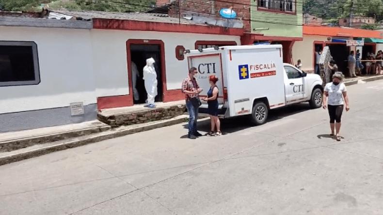 Asesinaron a un comerciante de Rovira en el barrio La Gaviota de Ibagué