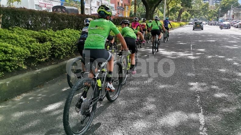 Ciclistas exigen más protección por parte de las autoridades de Ibagué para evitar accidentes