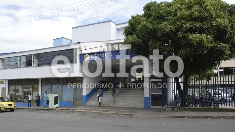 Clínica Tolima tiene una sobreocupación del 185% en su área de urgencias