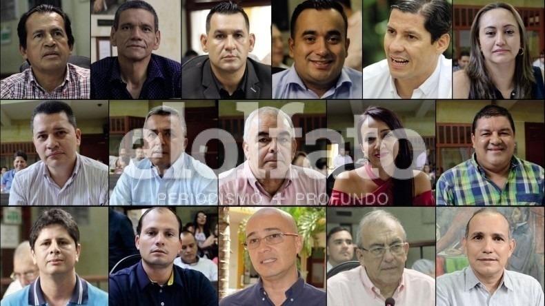 Concejales y exconcejales de Ibagué fueron acusados por la elección irregulardel excontralor Ramiro Sánchez