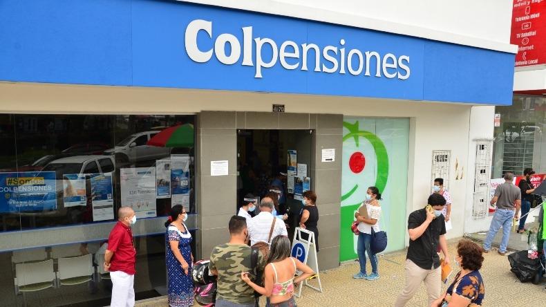 Gobierno incluyó el traslado a Colpensiones en el presupuesto General de 2022