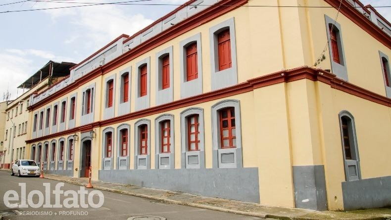 Conservatorio del Tolima implementó sistema de seguridad para proteger sus instalaciones y sectores aledaños