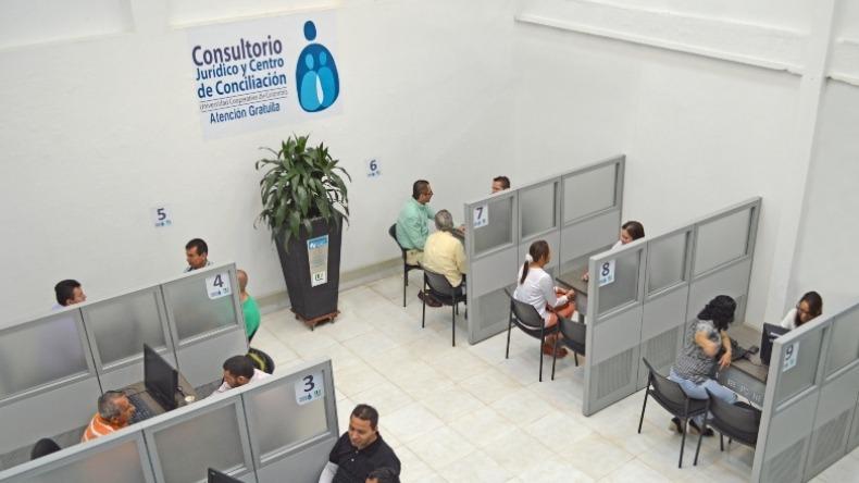 Consultorio jurídico de la Universidad Cooperativa habilitó atención presencial en Ibagué