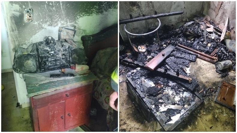 Tres casos de incendio fueron atendidos este fin de semana en Ibagué