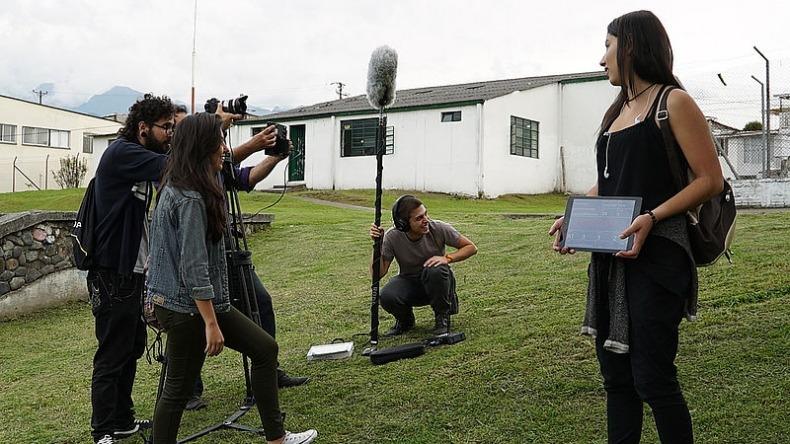 Abren convocatoria de formación para realizadores y productores audiovisuales