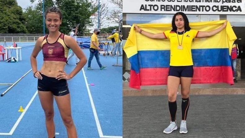 Deportistas tolimenses competirán en el Campeonato Sudamericano de Atletismo Sub-20