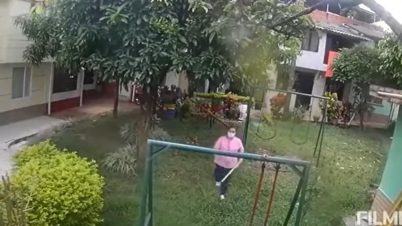 Integrante de la familia Monroy acusa a sus vecinos de hostigamiento y persecución en Ciudad Luz