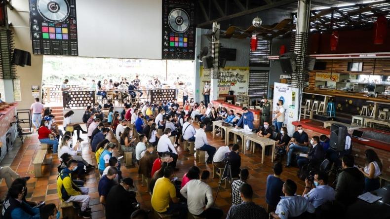 Fallido intento de diálogo entre la Alcaldía de Ibagué y manifestantes