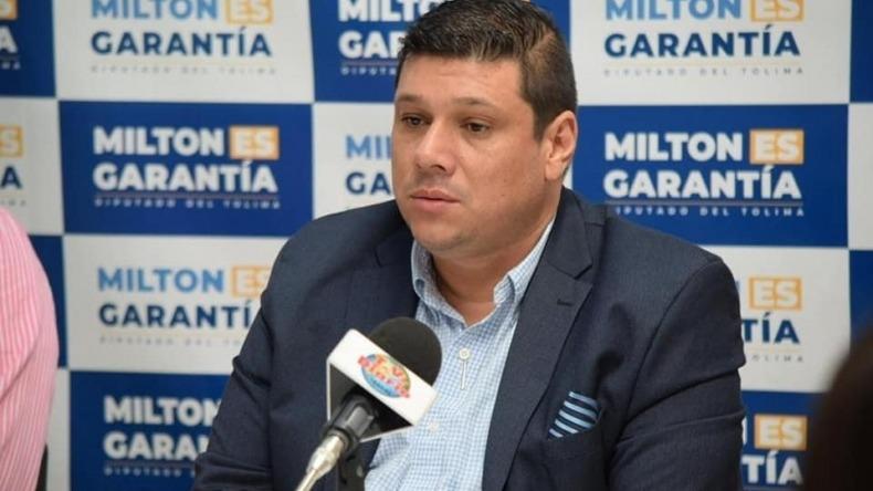 Milton Restrepo dice que Ibagué lleva seis años sin autoridad y pide intervención de Mindefensa