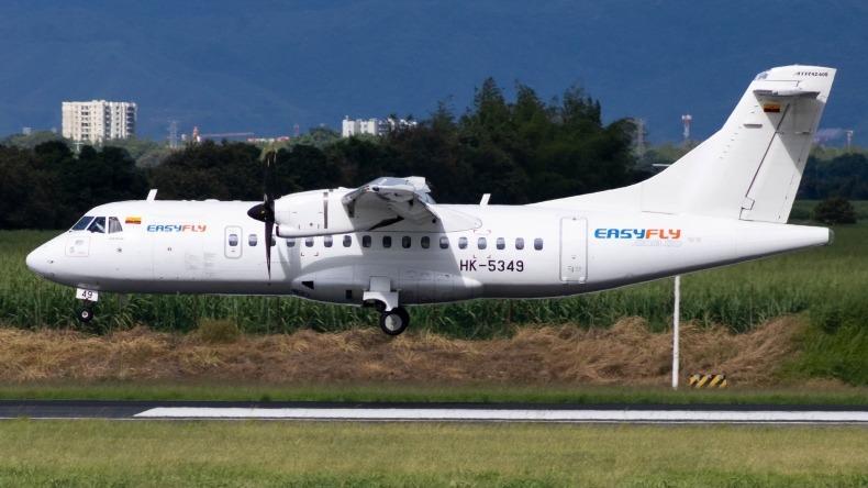 EasyFly operará nuevamente vuelos en la ruta Cali - Ibagué