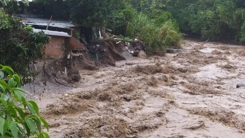 Por creciente y desbordamiento, se activan las alertas en zonas aledañas al río  Combeima | ELOLFATO.COM - Noticias de Ibagué y Tolima