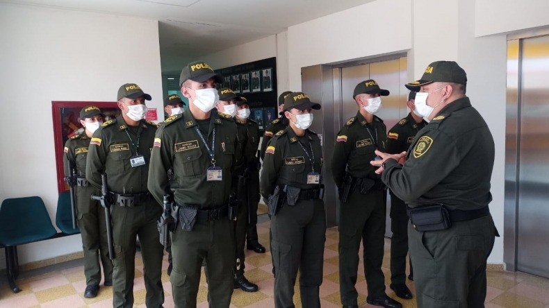 Ibagué será custodiada por 350 policías durante Semana Santa