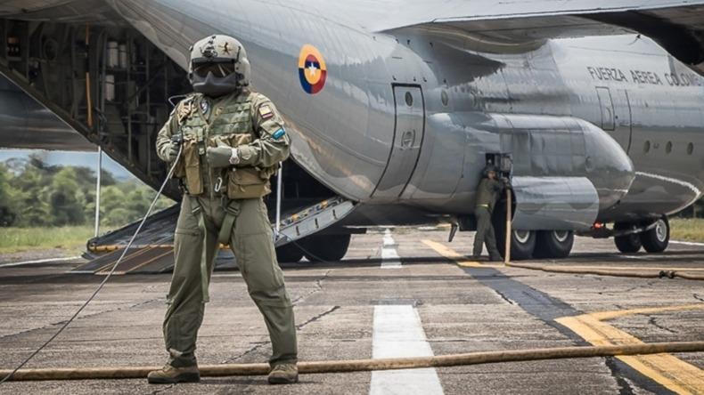 Profesionales podrán acceder a la convocatoria de la Fuerza Aérea Colombiana