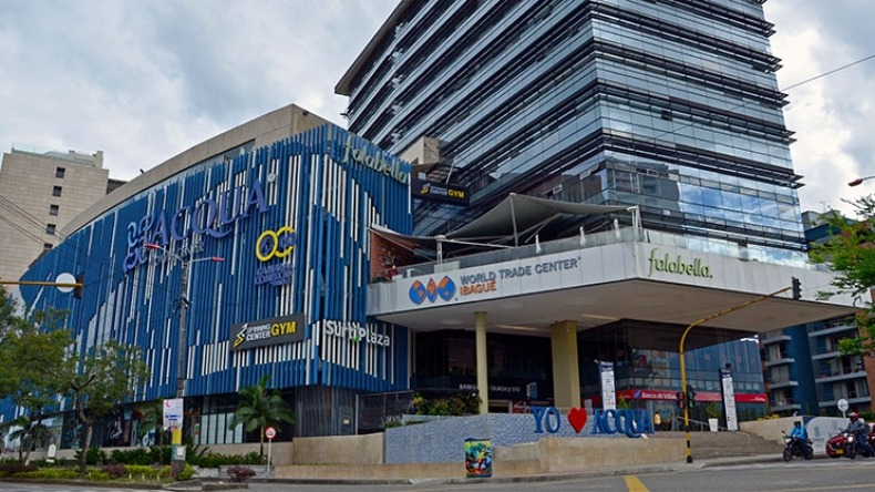 Ventas del Centro Comercial Acqua se han disminuido en un 80% por cierres viales en la calle 60