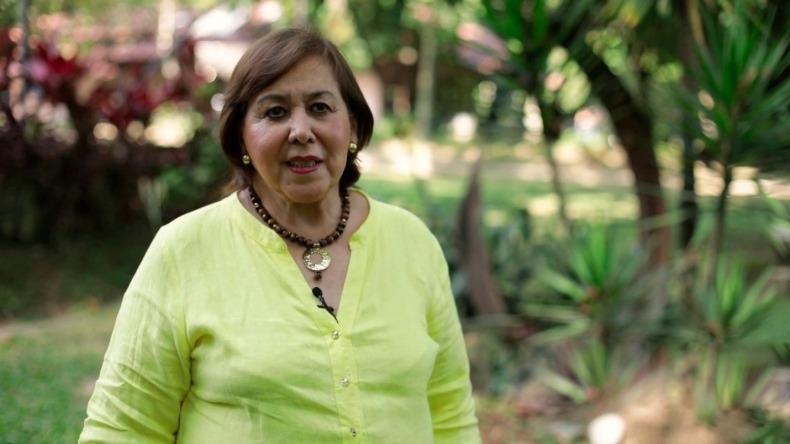 Amigos y familiares elevan oración por la salud de la exprocuradora Fanny Barragán