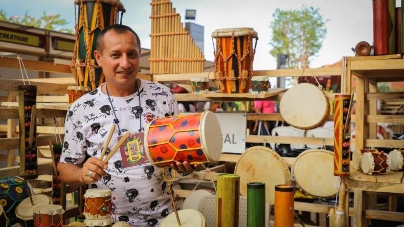 Cerca de $ 14 millones dejó la feria artesanal del Tolima realizada en Ibagué