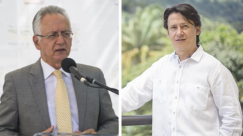 Supuesto panfleto de las Águilas Negras declara objetivo militar al exalcalde Jaramillo y al diputado Renzo García