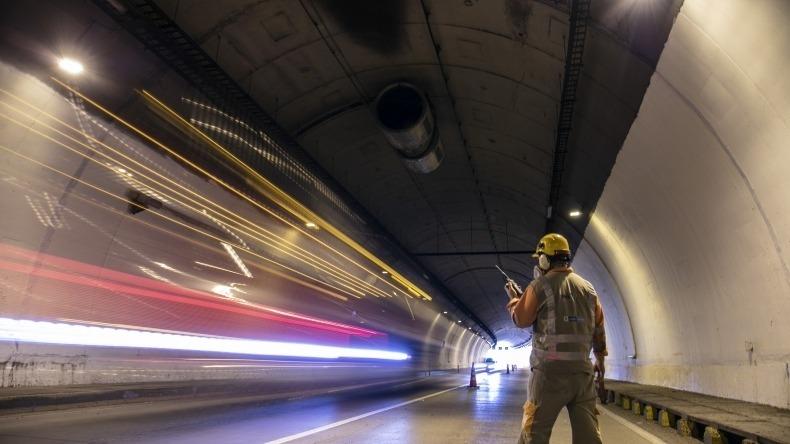 ¡Prográmese! Habrá cierre total del túnel Sumapaz este miércoles