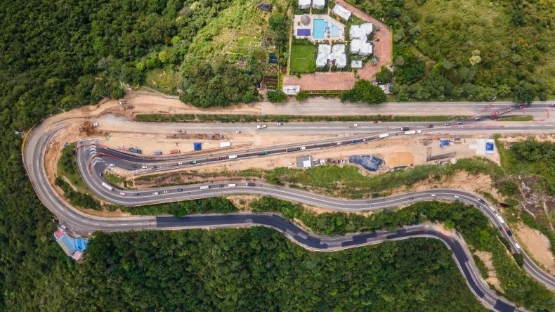 Con nuevos frentes de obra avanzará el proyecto vial Tercer Carril Bogotá-Girardot