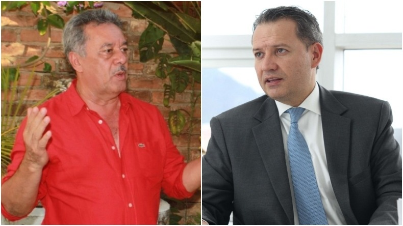 Duro enfrentamiento entre Eduardo Bejarano y el congresista silencioso del partido Liberal