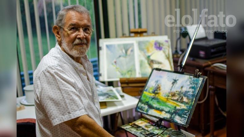 Gustavo Pedraza: el arquitecto y pintor que hace del Tolima una obra de arte