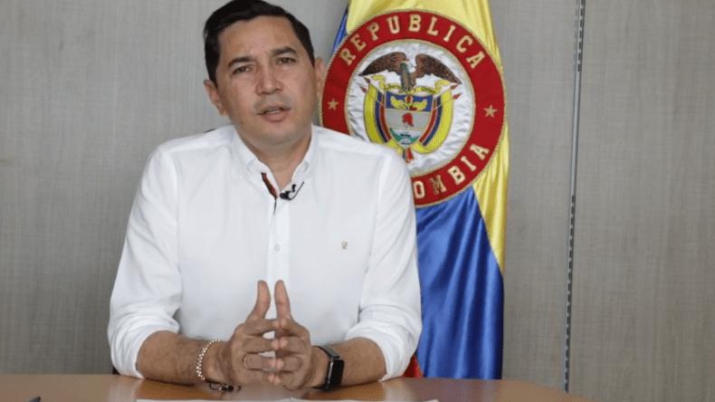 """""""Entiendan que siempre estaremos de su lado, defendiendo sus vidas"""": Andrés Hurtado"""