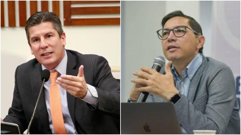 Ricardo Ferro defiende a Hurtado y dice que no apoya la revocatoria de mandato en su contra