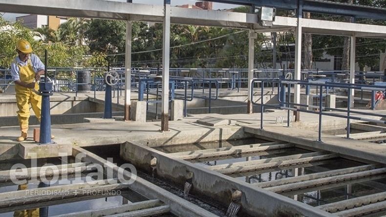 Habrá bajas presiones en el servicio de agua el próximo miércoles en Ibagué