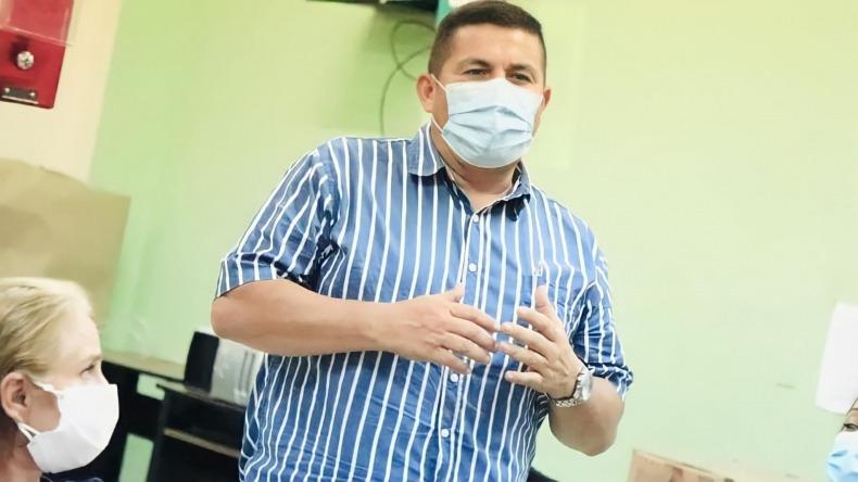 Fiscalía imputará cargos al gerente del Imdri, Alejandro Ortiz, por préstamo indebido del Estadio de Ibagué