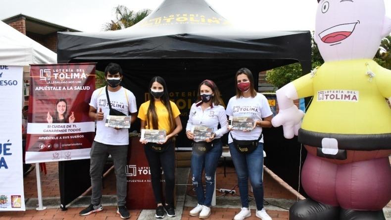 Lotería del Tolima ha aportado más de $5.000 millones a la salud de los tolimenses